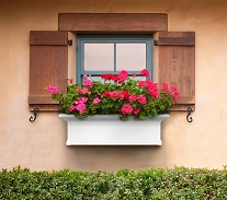 Yorkshire 3FT Window Box Planter - White