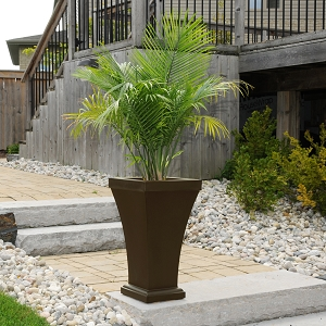 Bordeaux Tall Planter 28