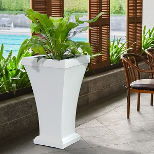 Bordeaux Tall Planter 40