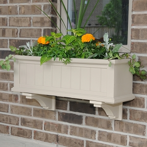 Cape Cod 3FT Window Box Planter