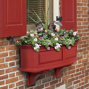 Nantucket 3FT Window Box Planter