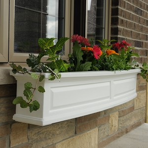 Nantucket 5FT Window Box Planter