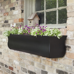 Valencia 4FT Window Box Planter