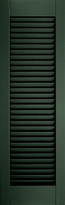 Atlantic Architectural Fiberglass Full Open Louver