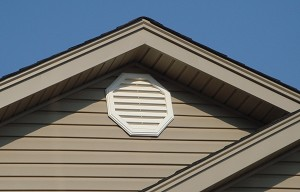 Octagon Gable Vent 20