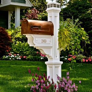 Dover Mailbox Post