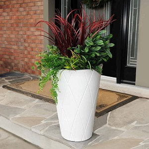 Versailles Tall Planter 26